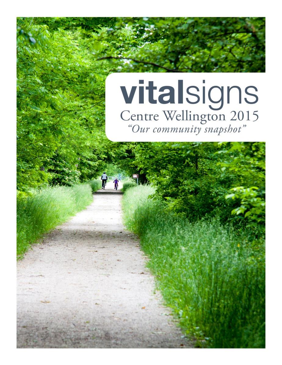Vital Signs Report2015