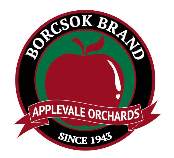 Borcsok Brand | ApplevaleOrchards