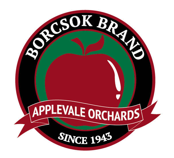 Borcsok Brand | Applevale Orchards